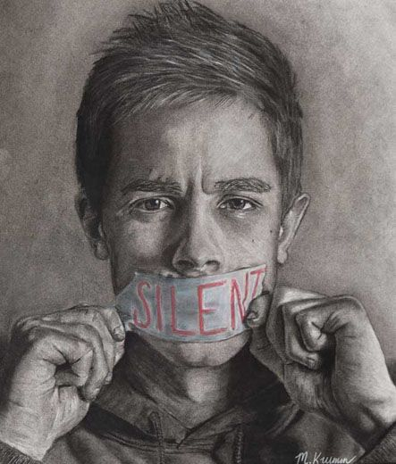 Art Competition · House.gov Silence by Mitchell Krumm