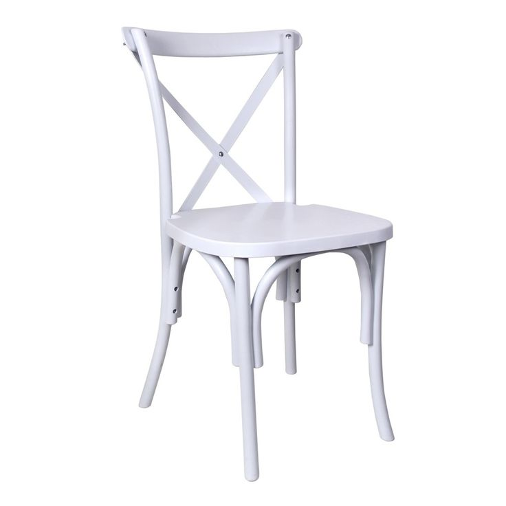 Chaise bistrot blanche chaise bistrot chaises et idee salon - Chaise de bistrot blanche ...