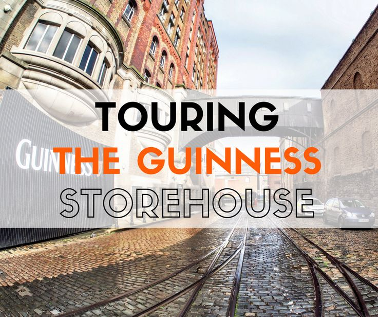 The best of Europe? You won't find it in Paris, London, or Rome. Try the bottom of a pint while visiting the Guinness Storehouse in Dublin. Here's why.