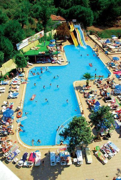 Kervansaray Marmaris Hotel & Aparts in Marmaris - Hotels in Türkei