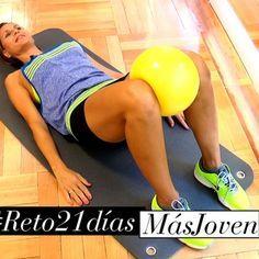María Giner, tu Sport Angel de pilates te enseña 3 sencillos ejercicios para mantener un suelo pélvico firme.