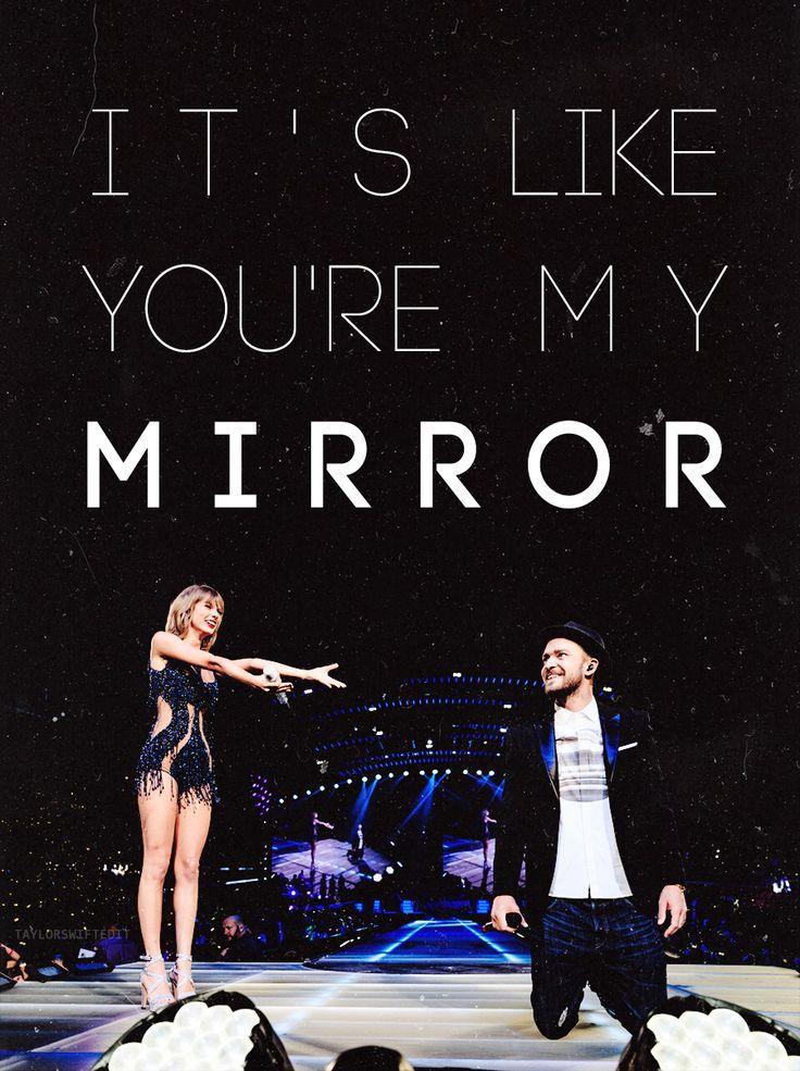 Taylor  Justin Timberlake