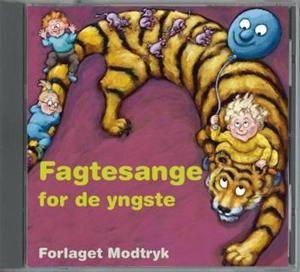 Fagtesange for de yngste - CD - fra nyfødt 129.- vi har bogen