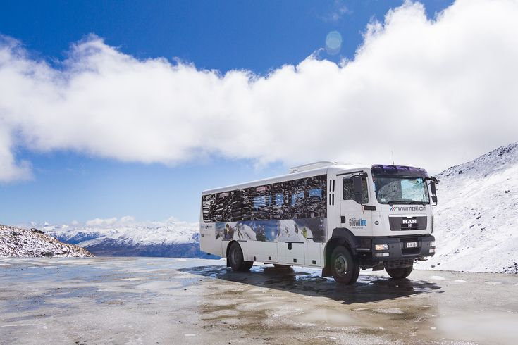 Got a 'hard to reach' wedding venue or simply lots of people to move in style? NZ Ski Charters can help!