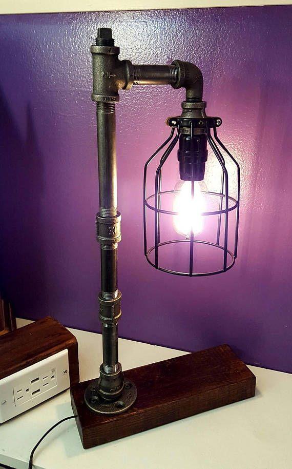 Pin Su Whiskey Lamps