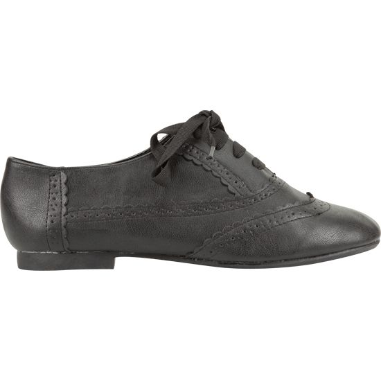 BAMBOO Vabene Oxford Womens Shoe $19.99