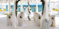 Having your marriage in Greece by an exotic beach close to the villas, and then your honey moon in your neww summer house .... What else to ask for...