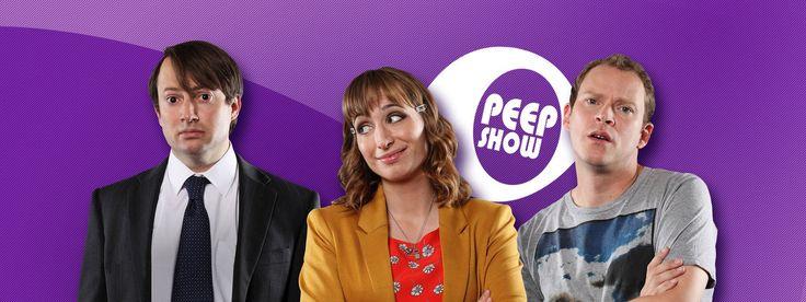 Watch Peep Show online | Hulu Plus