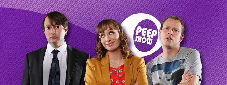 Watch Peep Show online | Hulu Plus