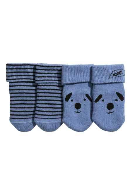 Pack de 2 calcetines