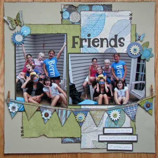 Friends - Scrapbook.com