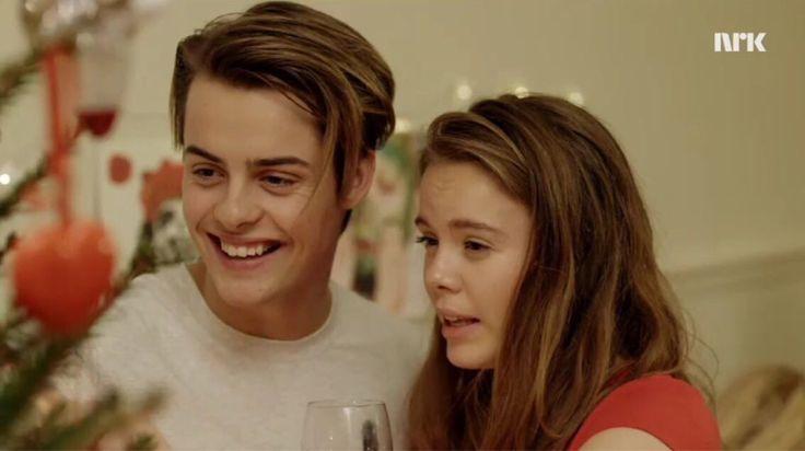 Eva and Chris ... SKAM