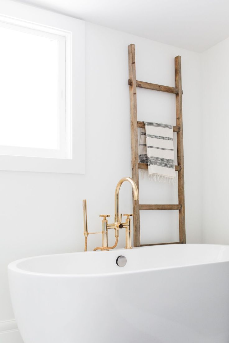 Fresh Modern Classic Bathroom Studio McGee