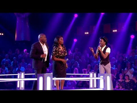 Joyful Soundz Vs Newtion Matthews - Battle Performance: The Voice UK 2015