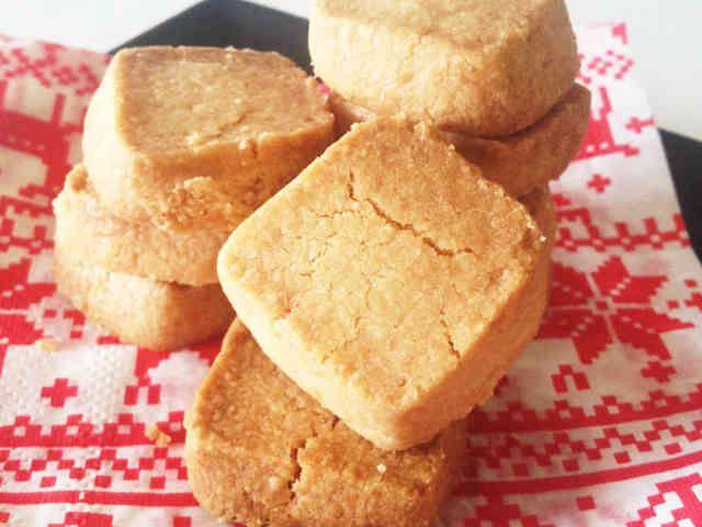簡単サクサクバタークッキー