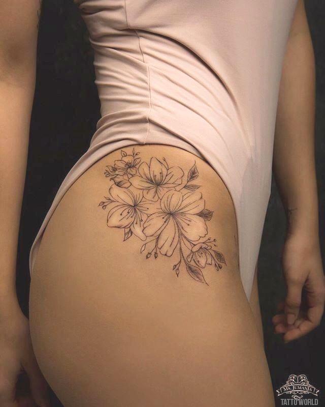 14 Tiny Tattoo Ideas In 2020 Discreet Tattoos Hip Tattoos Women Discreet Tattoos For Women