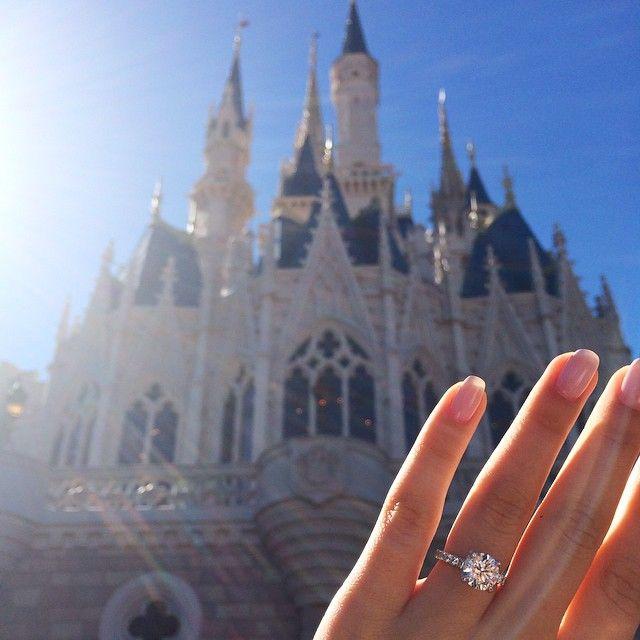 Disney Star Corbin Bleu Proposed to His Disney Star Girlfriend at Disney World! #APBling // Aisle Perfect