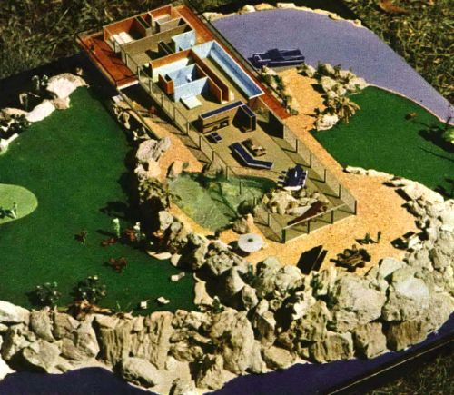 8 best apple valley ca images on pinterest apple apples and apple maqueta hilltop house casa bass apple valley california eeuu malvernweather Image collections