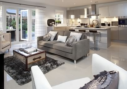 Grey & cream furnitureGardens Ideas, Colors Trends, Home, House Design, Decor Ideas, Design Ideas, Interiors Design, Living, Cream Furniture