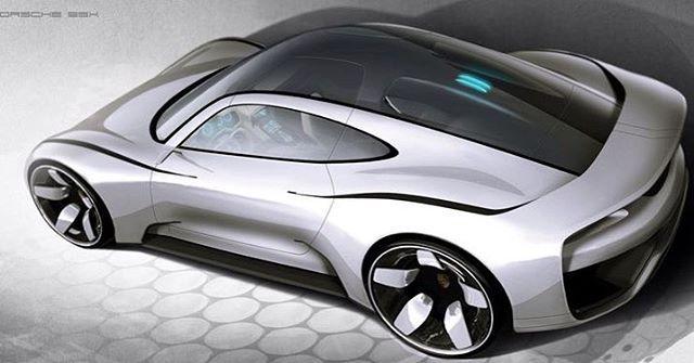 """5 curtidas, 1 comentários - Car Design Daily (@cardesigndaily) no Instagram: """"By Alexander Hoch"""""""