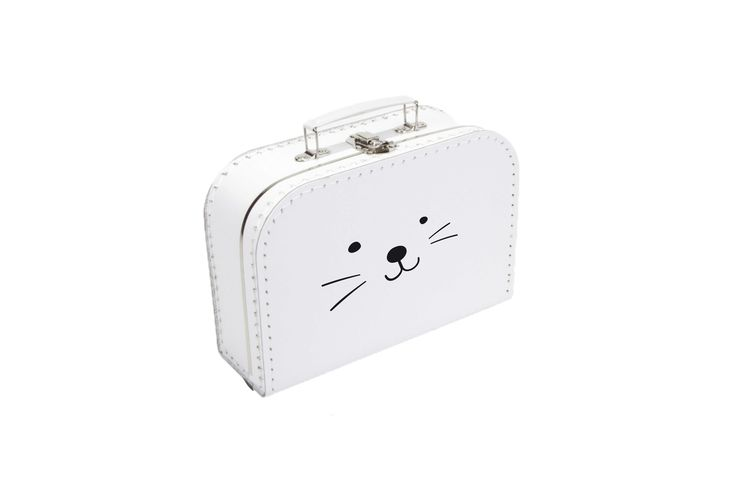 kids suitcase l kinderkoffertje  #koffertje #fabsworld #fabs #catface #snorharen #cat #poes #logeren #nursery #kidsdecor #kinderkamer #babykamer #babyroom #pregnant #zwanger #mom # baby #kind #kids #children #giftidea #gift #inspiration #kado #present #feest #op reis #travel  shop:www.fabsstore.com  (ship worldwide) www.fabsworld.nl  (wholesale)