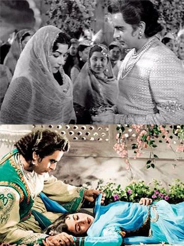 Truth Behind the 8 Unfortunate Love Stories of Bollywood - Dilip Kumar and Madhubala