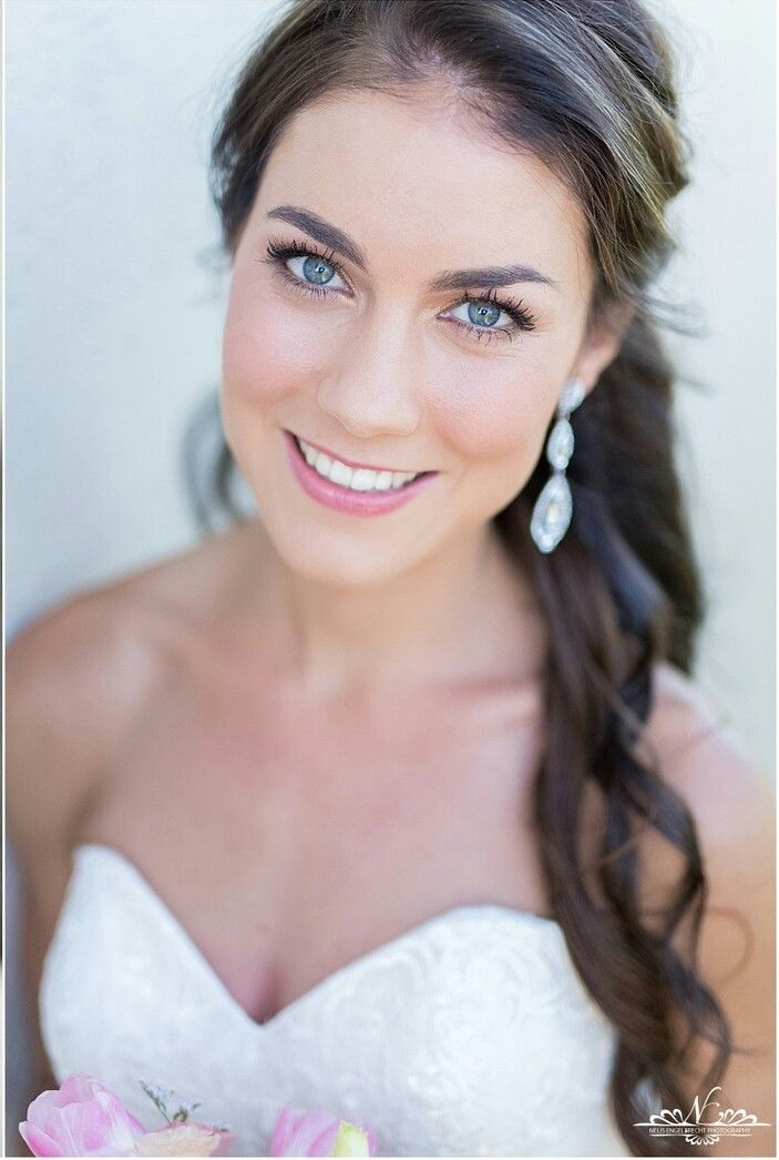 Bridal hair and makeup by Adri Hugo