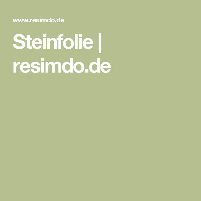 Steinfolie | resimdo.de
