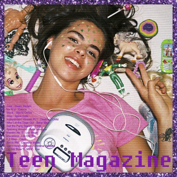 #NowPlaying: 'Teen Magazine' by Katja Marr - http://10and5.com/2015/01/29/nowplaying-teen-magazine-by-katja-marr/