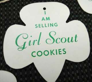 I am selling Girl Scout Cookies