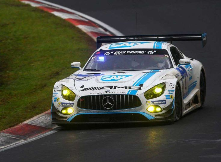 Nurburgring 24 Hours: Mercedes Ends Audi Spell with Full Podium Victory