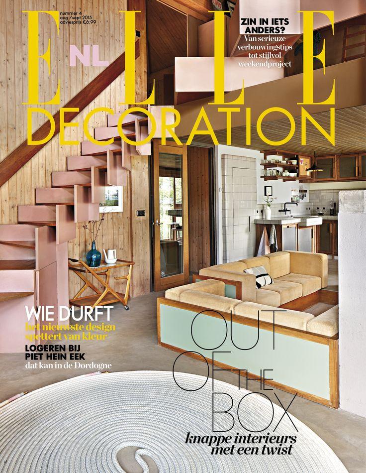 ELLE Decoration NL | nummer 4 - 2015