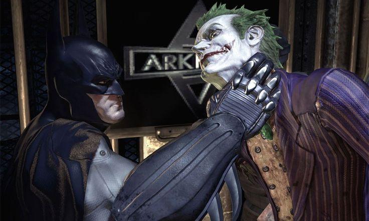 Batman Arkham Asylum Game Screenshot