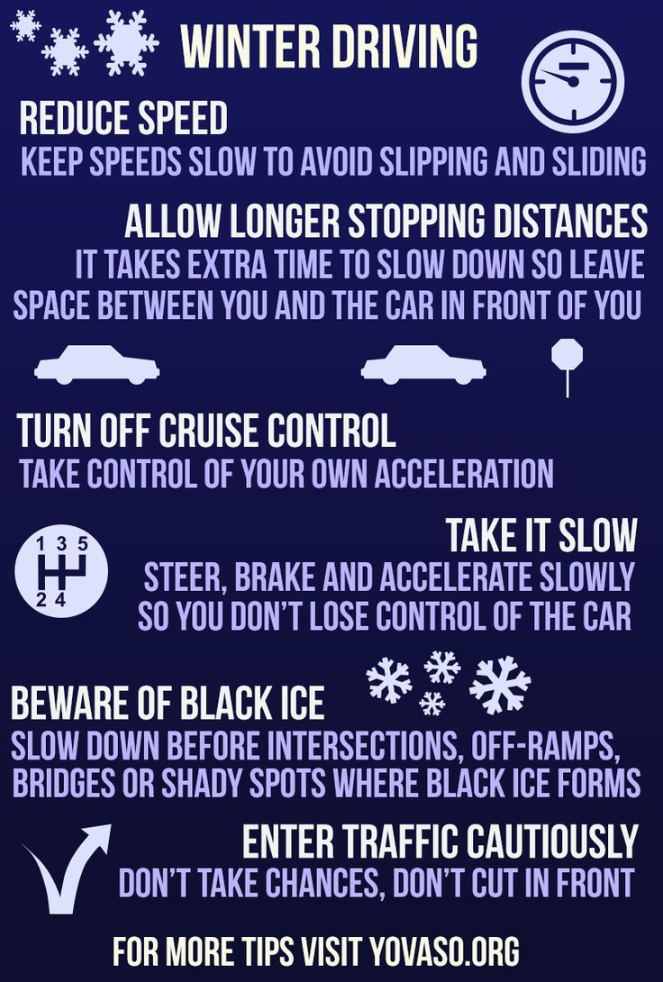 10 best preparing for winter weather images on pinterest weather important tips for driving in the winter winterdriving publicscrutiny Image collections