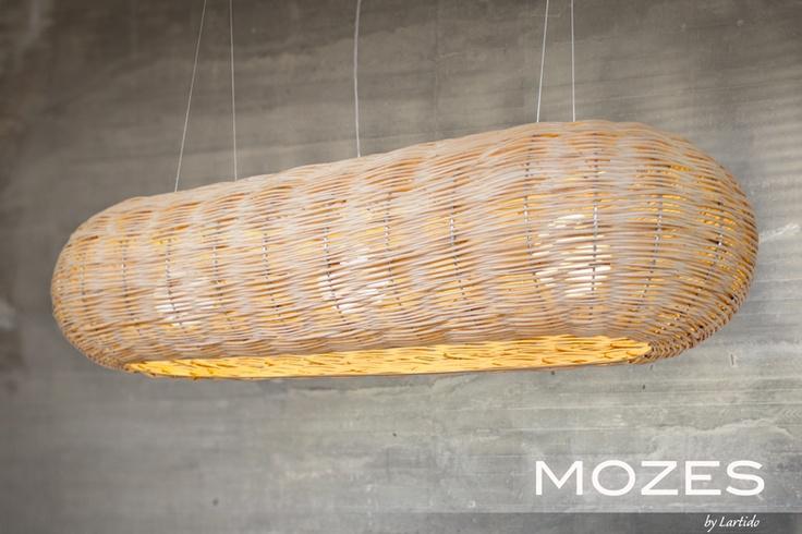Mozes hanging lamp light very Eco