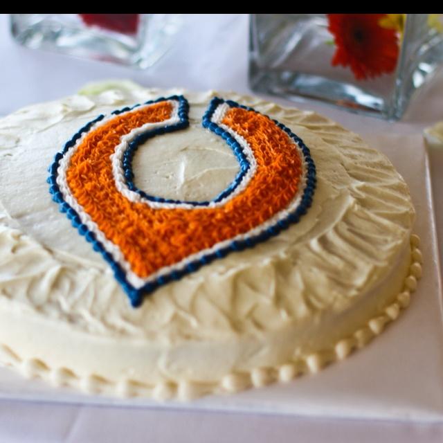 Groom's Cake - Da Bears
