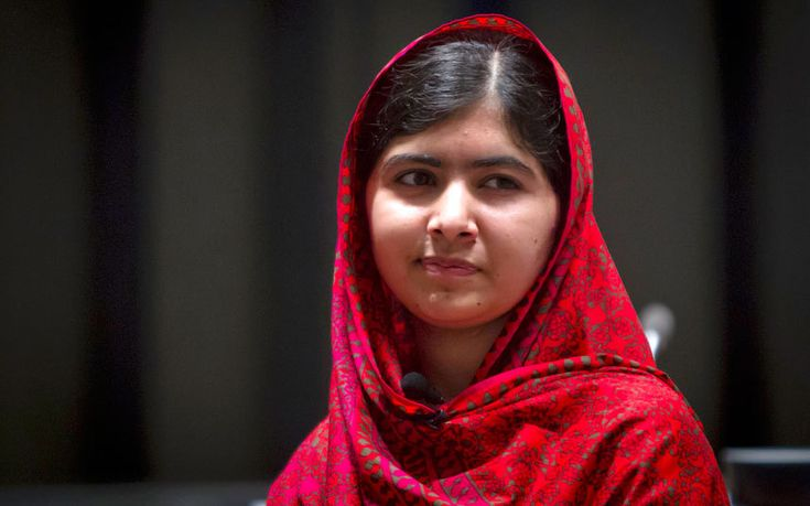 "Congratulations Malala Yousafza-says she is honoured and proud to be ""the first Pakistani and   the first young person"" to win the Nobel Peace prize along with Kailash   Satyarth"