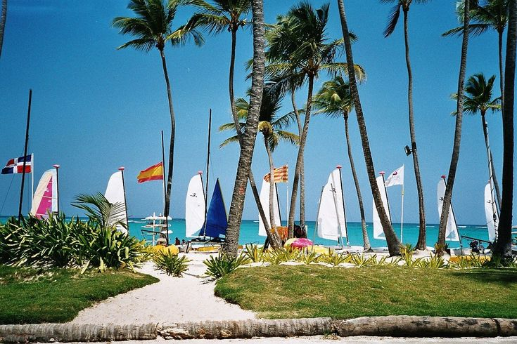 What are you doing this weekend?  #Dominican #Windsurf #ocean #WeekendFun #Activity