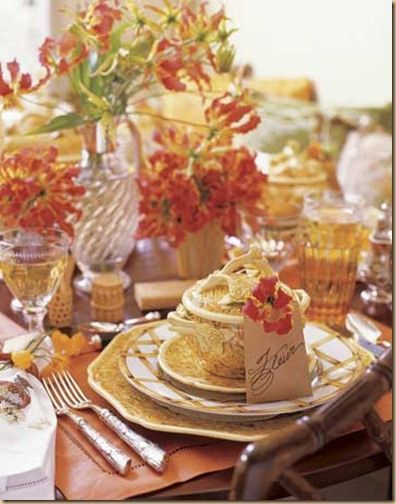 fun christmas tablescapes for your next dinner party thanksgiving table settingsholiday - Thanksgiving Table Settings Pinterest