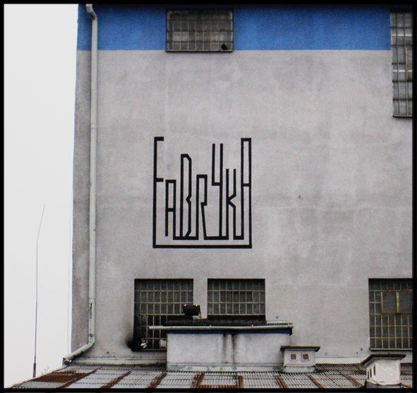 klub Fabryka, Zabłocie