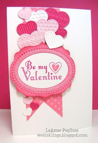 Stampin Up valentine.