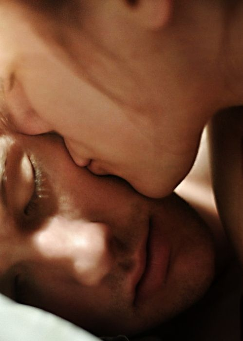 Фото утреннего поцелуя гиф