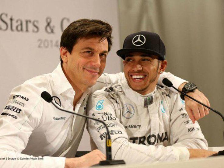 Wolff desea un contrato duradero para Hamilton -  El jefe del equipo Mercedes de Fórmula 1, dejó en claro que está muy esperanzado en firmar un nuevo contrato de larga duración con el piloto británico El contrato de Hamilton con Mercedes vence al final de la próxima temporada, aunque el británico dijo en varias oportunidades que su intención es... - https://notiespartano.com/2017/12/22/wolff-desea-contrato-duradero-hamilton/