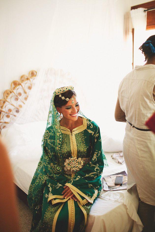 Moroccan Bride | Gorgeous Moroccan Wedding | Claire Eliza Photography | Bridal Musings Wedding Blog