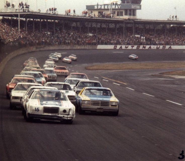 "The 1st televised flag to flag #NASCAR race ""The Perfect Storm"" 1979 Daytona 500"