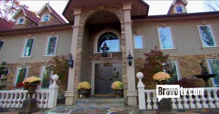 Teresa Giudice Home Tour | Teresa Giudice, husband Joe Giudice indicted on federal charges of ...