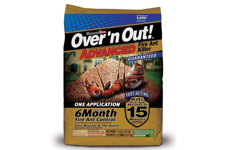 Over n Out Fire Ant Killer