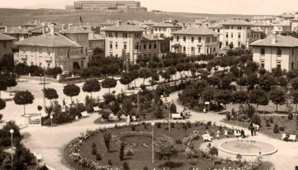 Kızılay 1936 Eski Ankara Fotoğrafları 1