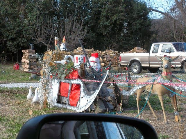 72 best redneck christmas images on Pinterest | Redneck christmas ...