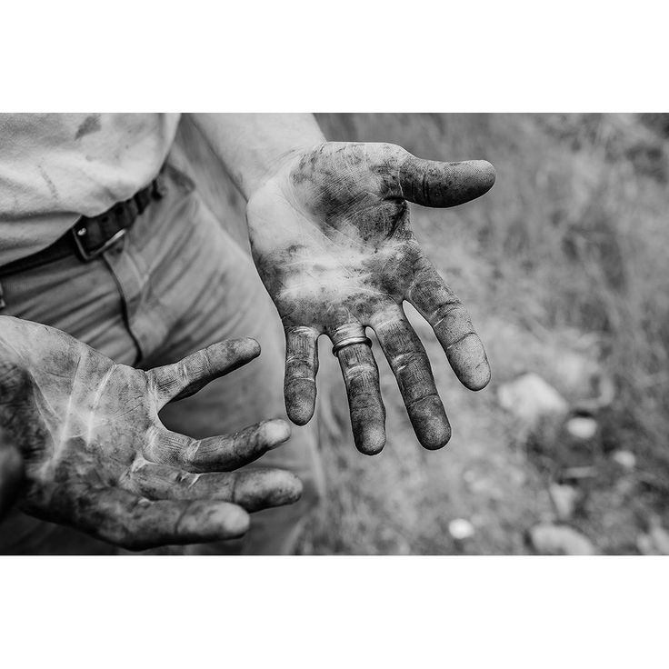 The future belongs to those still willing to get their hands dirty #ForTheDailyGrind